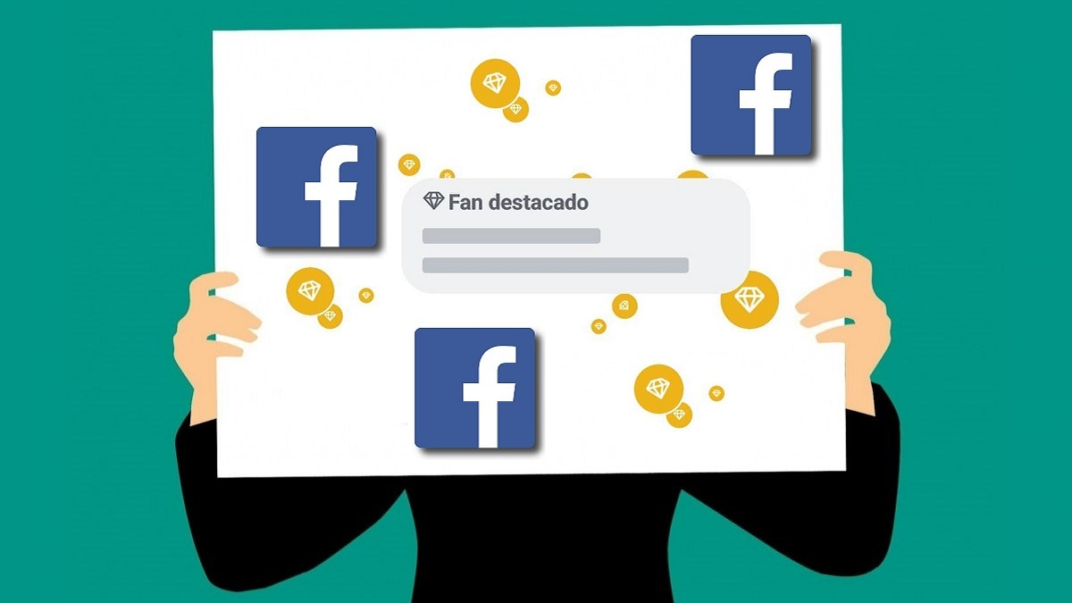 Cómo ser fan destacado en Facebook